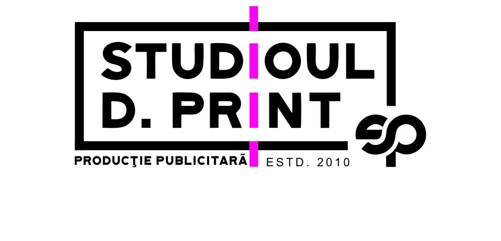 Studioul de print – Creatie si productie publicitara